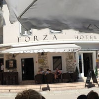Photo taken at Bistro Caffe Bar Forza by paress on 8/3/2016