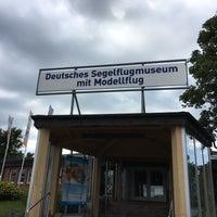 Photo taken at Deutsches Segelflugmuseum by Jürgen D. on 8/9/2017