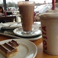 Photo taken at Costa Coffee by Anthony G. on 3/27/2013