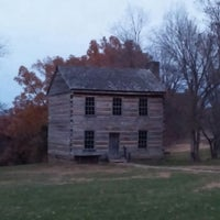 Photo taken at Lincoln Homestead State Park by feather in the wind E. on 11/4/2013