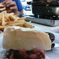 Photo taken at Parrilla Caballito by Mar 🐑 B. on 9/22/2012