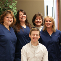 Photo taken at Dr. Kevin Burgdorf, DDS by Dr. Kevin Burgdorf, DDS on 4/28/2014
