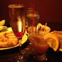Photo taken at Stitch Bar & Lounge by Bacchante M. on 5/31/2013