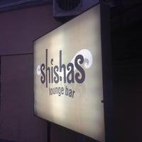 Снимок сделан в Shishas Lounge Bar пользователем Машенька . 10/15/2013