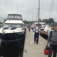 Снимок сделан в Яхт-клуб «Геркулес» пользователем Georgy I. 7/25/2013