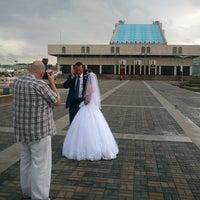 Photo taken at Татарский государственный академический театр им. Г. Камала by Артур С. on 8/16/2013
