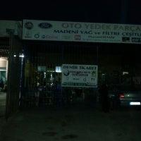 Photo taken at Demir Ticaret Oto Parça by Sinan K. on 3/22/2014