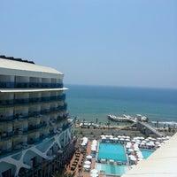 Photo taken at Vikingen Infinity Resort Hotel & Spa by Safak S. on 6/29/2013