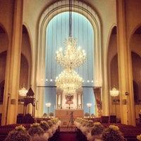 Photo taken at St. Nshan Armenian Orthodox Church by yas on 2/9/2014