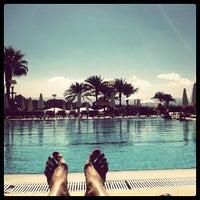 Photo taken at Mövenpick Hotel Beirut by yas on 9/20/2012