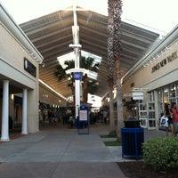 Photo taken at Lake Buena Vista Factory Stores by Jordan W. on 5/6/2013