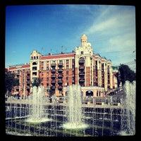 Снимок сделан в Набережная (3-я очередь) пользователем Nasyat 6/3/2013