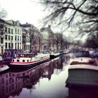 Foto tomada en Prinsengracht por Sebastian S. el 3/27/2013
