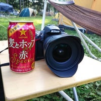 Photo taken at 戸隠イースタンキャンプ場 by hachinen on 9/20/2015