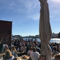 Photo taken at Copenhagen Street Food by Renê on 7/9/2017
