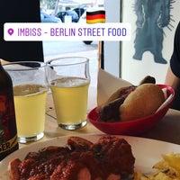 Foto tirada no(a) Imbiss - Berlin Street Food por Ginkipedia em 7/25/2017