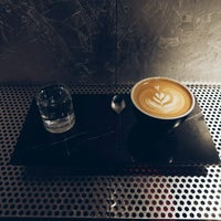 Photo taken at Voyager Espresso by Marco C. on 2/3/2017