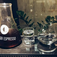 Photo taken at Voyager Espresso by Marco C. on 2/10/2017