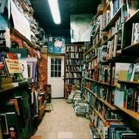 Photo taken at Unoppressive Non-Imperialist Bargain Books by Marco C. on 1/29/2017