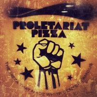 Das Foto wurde bei Proletariat Pizza von Tim A. am 2/21/2013 aufgenommen