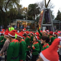 Photo taken at Christmas Run by Patty D. on 12/15/2013