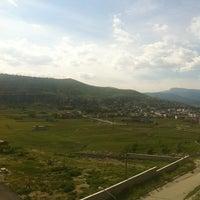 Photo taken at Karaisalı by Eyüp A. on 4/30/2013