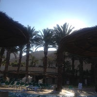 Photo taken at Le Méridien Dead Sea by oded n. on 9/28/2013