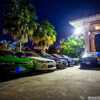 Photo taken at Oldschool Works Garage by Yakup C. on 7/18/2014