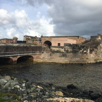 Photo taken at San Gerónimo Fort by Diego M. on 9/30/2016