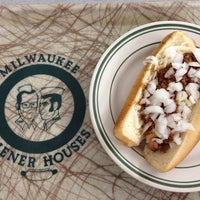 Photo taken at Milwaukee Wiener House by Pete G. on 8/16/2013