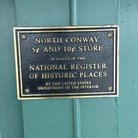 Photo taken at North Conway 5 and 10 Store by Pete G. on 9/7/2013