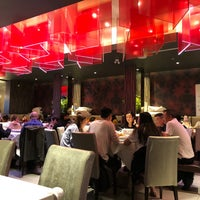 Photo taken at The Red Sichuan Cuisine 蜀宴 by Syed Ali S. on 5/21/2018