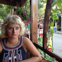"""Photo taken at Кафе-бар """"Аквариум"""" by Cyril S. on 8/26/2013"""