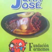 Photo taken at Restaurante Típico Juan José by Mario Fernando B. on 12/22/2012