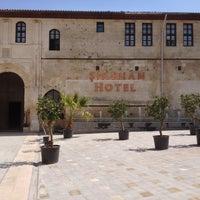 4/26/2013 tarihinde Ediz G.ziyaretçi tarafından Şirehan Butik Otel'de çekilen fotoğraf