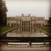 Photo taken at Museo Nazionale Villa Pisani by Smart Hotel M. on 9/30/2012