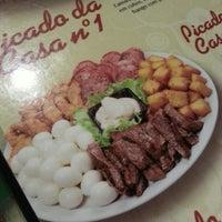 Photo taken at Casa Villaggio Restaurante by Andressa H. on 4/5/2013