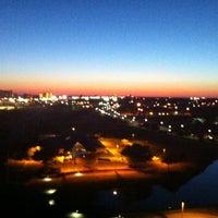 Photo taken at Palms of Destin Resort & Conference Center by Doug J. on 4/6/2013