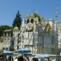 Photo taken at It's a Small World by Kimberly M. on 7/27/2013
