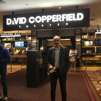 Photo taken at David Copperfield - MGM by Mustafa P. on 11/18/2017