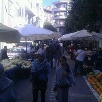 Photo taken at Şile Halk Pazarı by Kudret.YILDIZ.abdrhm K. on 10/1/2016