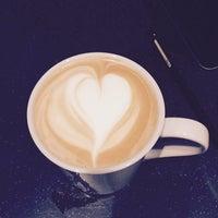 9/21/2015 tarihinde Esra S.ziyaretçi tarafından Arabica Coffee House'de çekilen fotoğraf