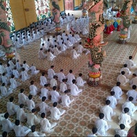Photo taken at Cao Dai Holy See by Hendy Hendrawan M. on 12/6/2012