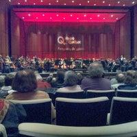 Photo taken at Grand Théâtre de Québec by Christian B. on 4/11/2013