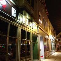 Photo taken at Balzac by Sara T. on 3/23/2013