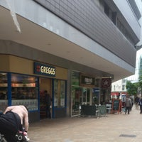 Photo taken at Greggs by Nick C. on 6/3/2016