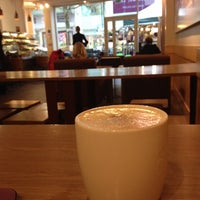 Photo taken at Starbucks by Sandra A. on 1/29/2014