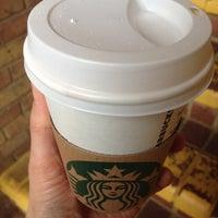 Photo taken at Starbucks by Sandra A. on 1/23/2014
