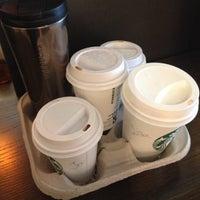 Photo taken at Starbucks by Sandra A. on 5/12/2014