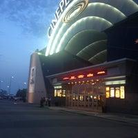 Photo taken at Cineplex Cinemas Queensway & VIP by Sandra A. on 5/21/2013